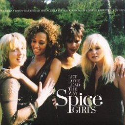 9. Let Love Lead The Way (2000) - It's a beautiful ballad, with the kind of sweeping melody the Spice Girls are known for. While it's a pretty standard track in their canon, it further establishes their knack for a good tearjerker.