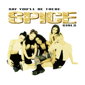 7. Say You'll Be There (1996) - Considering how successful Wannabe was, this song should've flopped hard. Alas, the Spice Girls proved here that their hit-making potential was real. It's funky and cool affirmation of Spicemania, although time hasn't been that kind to it (hence it's low placing here).