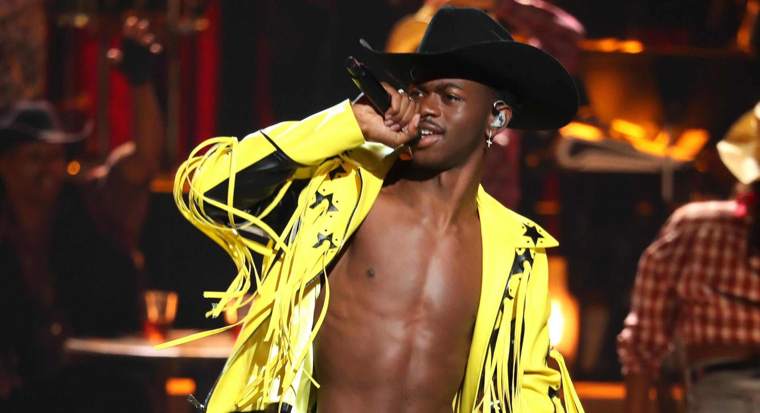 Image result for lil nas x