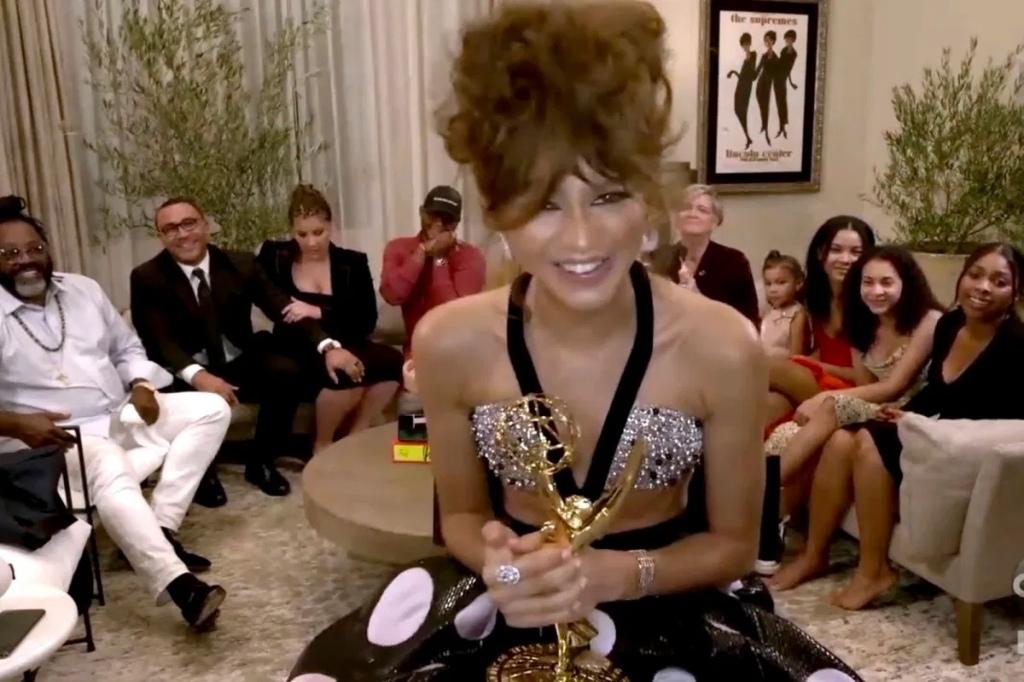 Zendaya 2020 Emmys